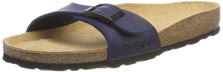 Rohde Damen Alba 5630 (6 UK) Blau, Blau (Ocean), 39 EU