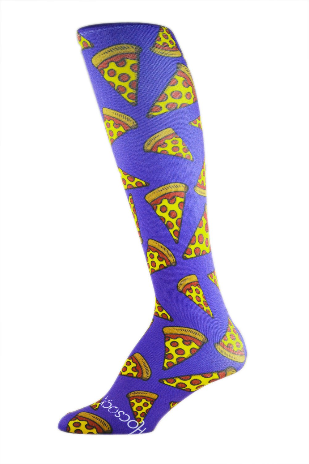 Hocsocx Shin Liners UNDER shin pad socks for Football/Hockey for girls and women-Fun Patterns