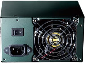 Antec EarthWatts EA-380D Green 380 Watt 80 PLUS BRONZE Power Supply,Black