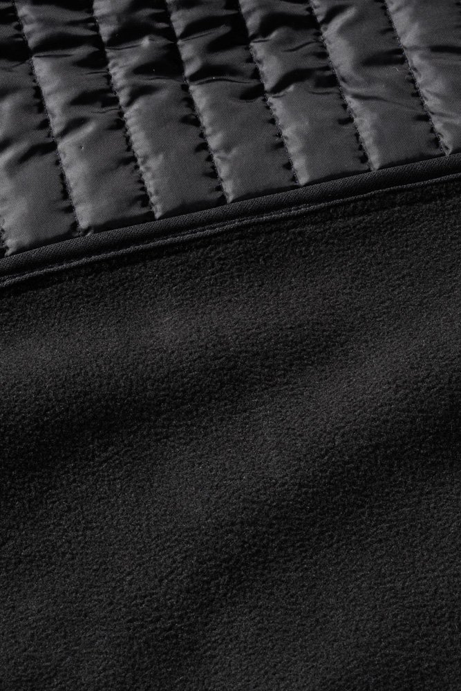 Zinc//Black Planam 3676044 Air VestOutdoor Size In S
