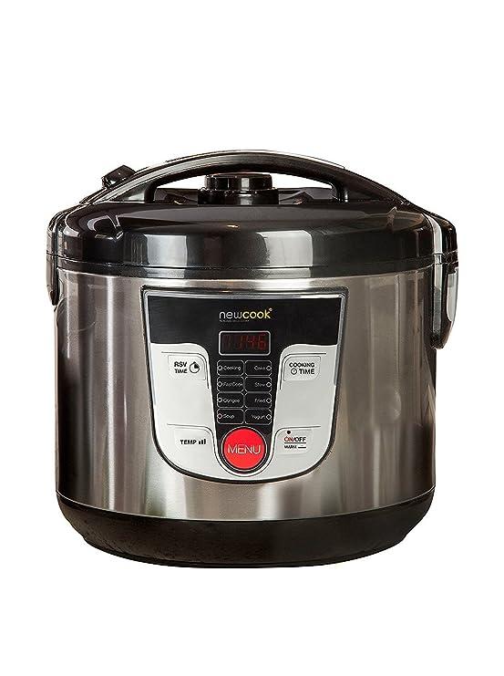 NEWCOOK Silver NL585 - Robot De Cocina