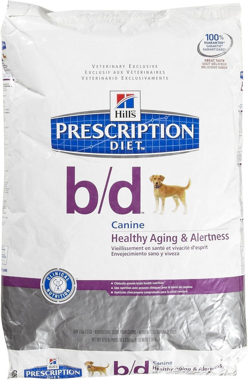 Hill'S Prescription Diet B/D Canine Aging & Alertness - 17.6Lb