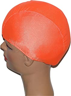 product image for Orange Toddler Lycra Swim Cap