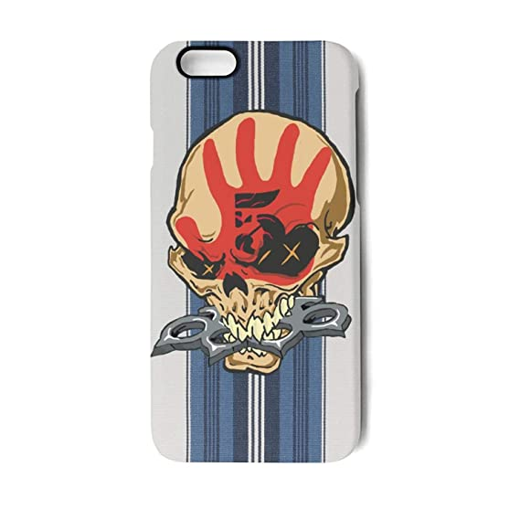 promo code 99c84 68e84 Amazon.com: Five-Finger-Death-Punch- iPhone Cover Pretty Cell iPhone ...