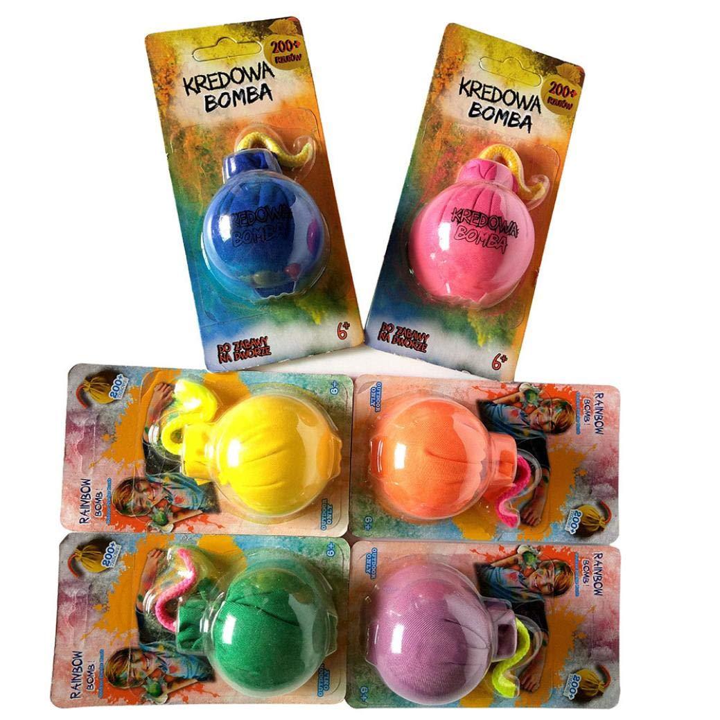 Amazon.com: Pintura en polvo para fiestas, color Holi ...