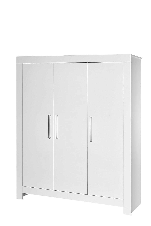 Schardt 06 791 99 00 Kleiderschrank mit 3 Türen Nordic Hochglanz