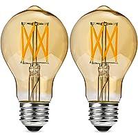 2-Pack Albrillo Vintage Edison E26 LED Bulbs from $6.86