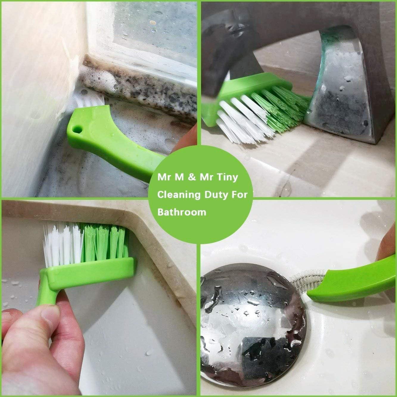 Malayas 3 en 1 Cepillos para Limpieza de Azulejos Limpiador de ...