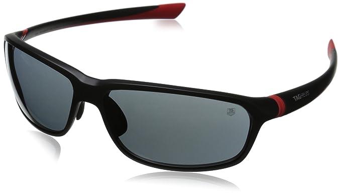 TAG Heuer - Gafas de sol - para hombre negro negro: Amazon ...