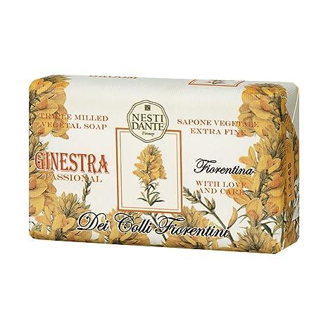 Nesti Dante Dei Colli Fiorentini Ginestra Soap Mydlo toaletowe Łubin 250g: Amazon.es: Belleza