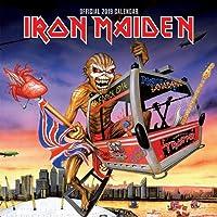 Iron Maiden 2019 Square Wall Calendar