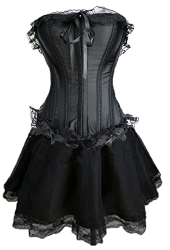 Forever Young Premium Quality Burlesque Moulin Rouge Vestido ...