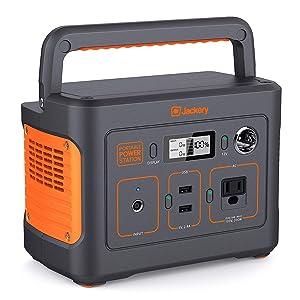 Jackery 240 240Wh AC出力200W ポータブル電源