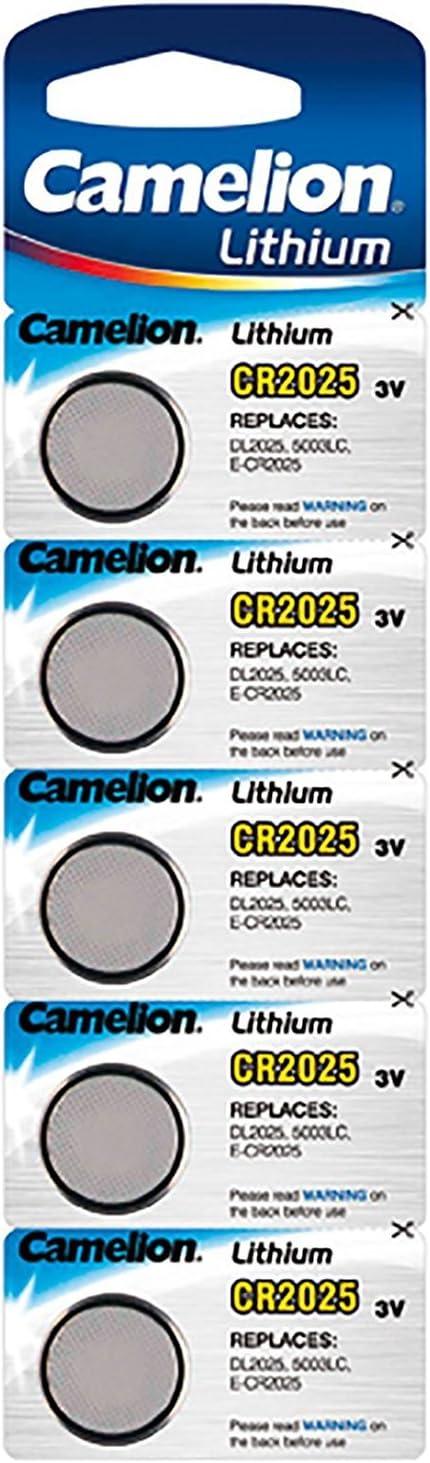 Batterie Camelion Lithium Cr2025 Elektronik