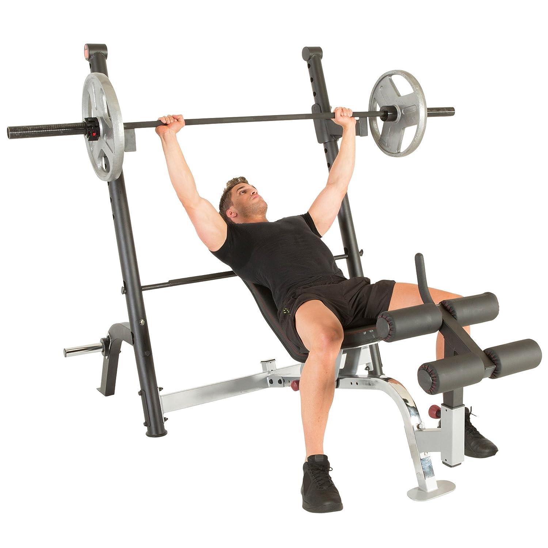 ip walmart bench strength com deluxe bar cap weight