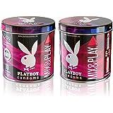 Playboy Condoms Twopack Mix&Play 2 latas con 10 condones cada una