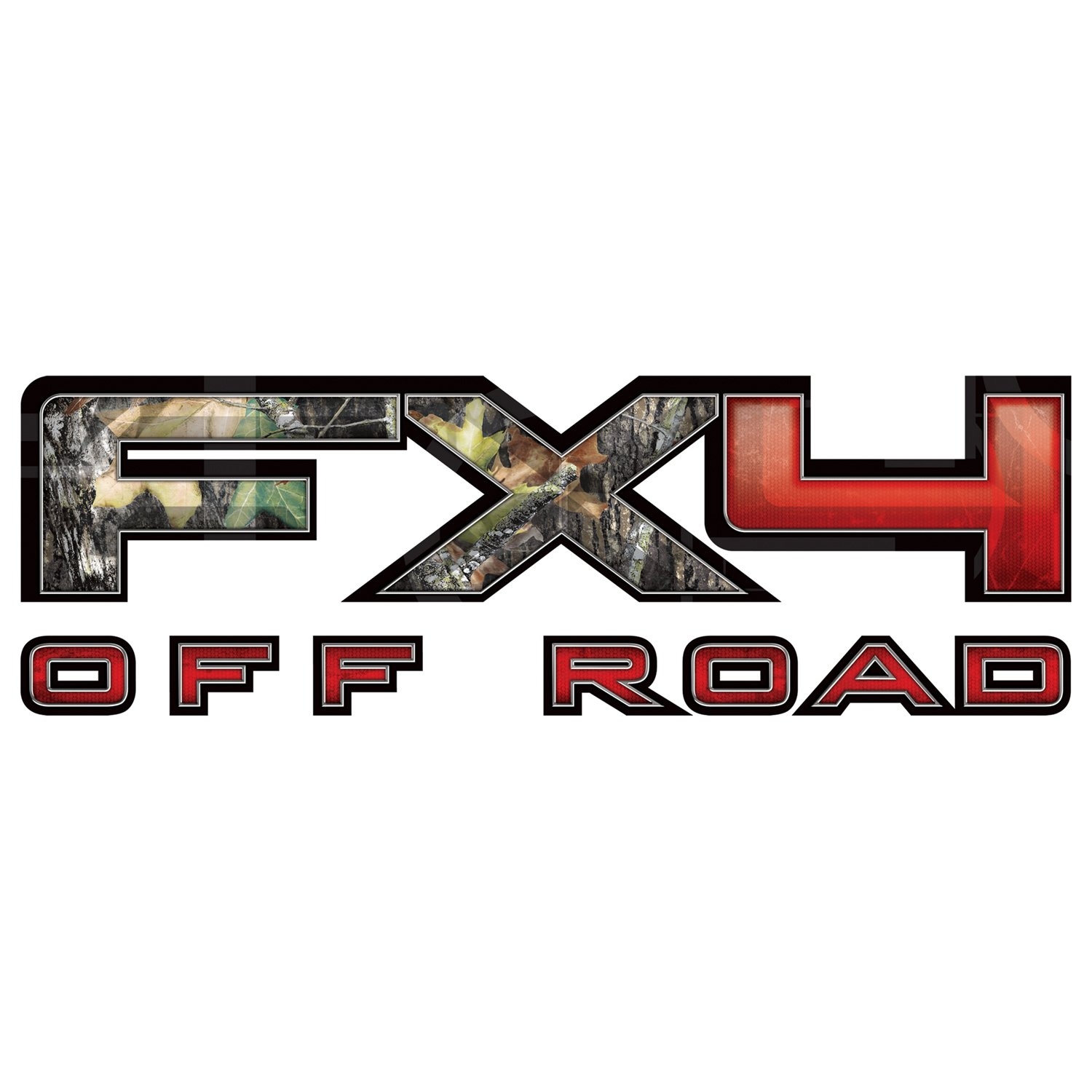13034-BU-L 16.5x 6.5 Break-Up Decal Mossy Oak Graphics