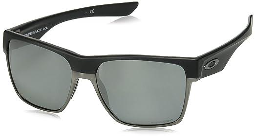 bf902fa8dd Amazon.com  Oakley Men s Two Face XL Polarized Sunglasses