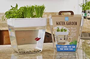 Back to the Roots Water Garden (3-Gallon)