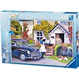 Ravensburger Happy Days at Work No.2 - The District Nurse, 500pc Jigsaw Puzzle