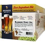 Brewer's Best COMINHKPR139320 Home Brew Beer Ingredient Kit, 5 gal (Blueberry Honey Ale)