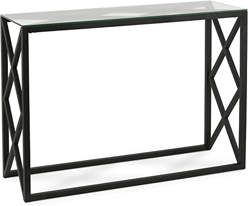 Henn Hart Console Table, 1, Black