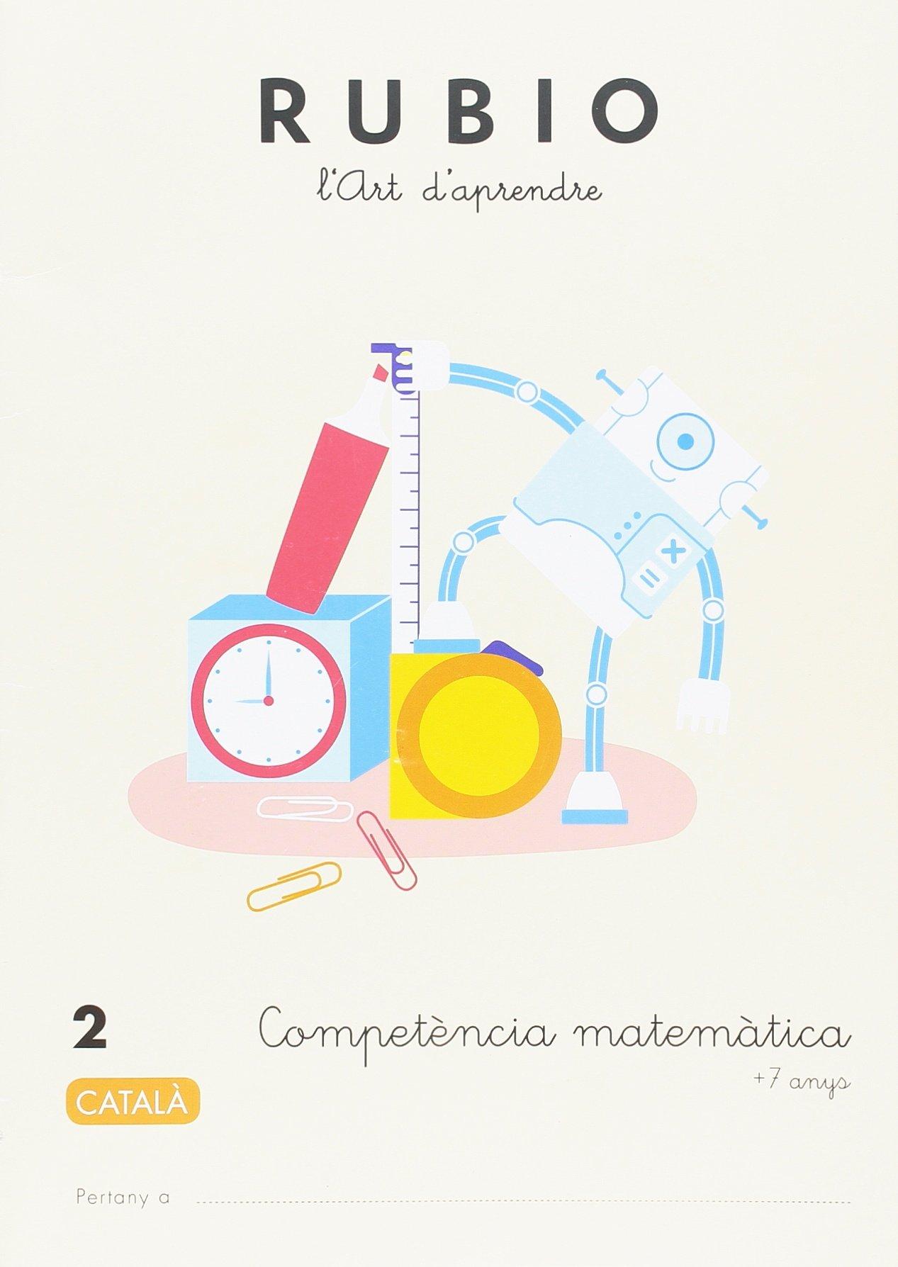COMPETÈNCIA MATEMÁTICA 2: Amazon.es: S.L.U. ENRIQUE RUBIO POLO: Libros