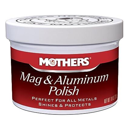 Mothers 05101 Mag Aluminum Polish