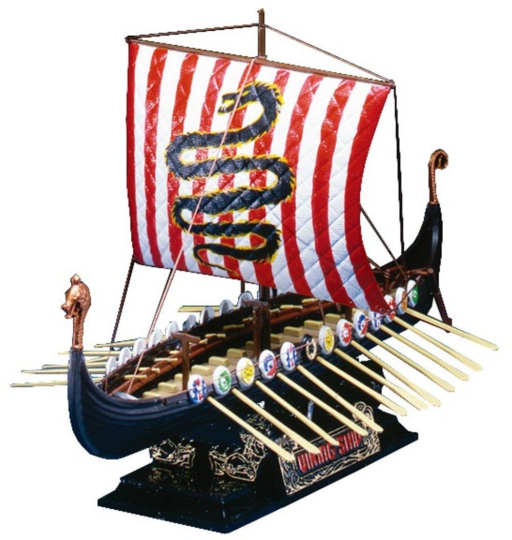 #3 Viking Ship 9th Century AOS43172 by AOSHIMA 043172