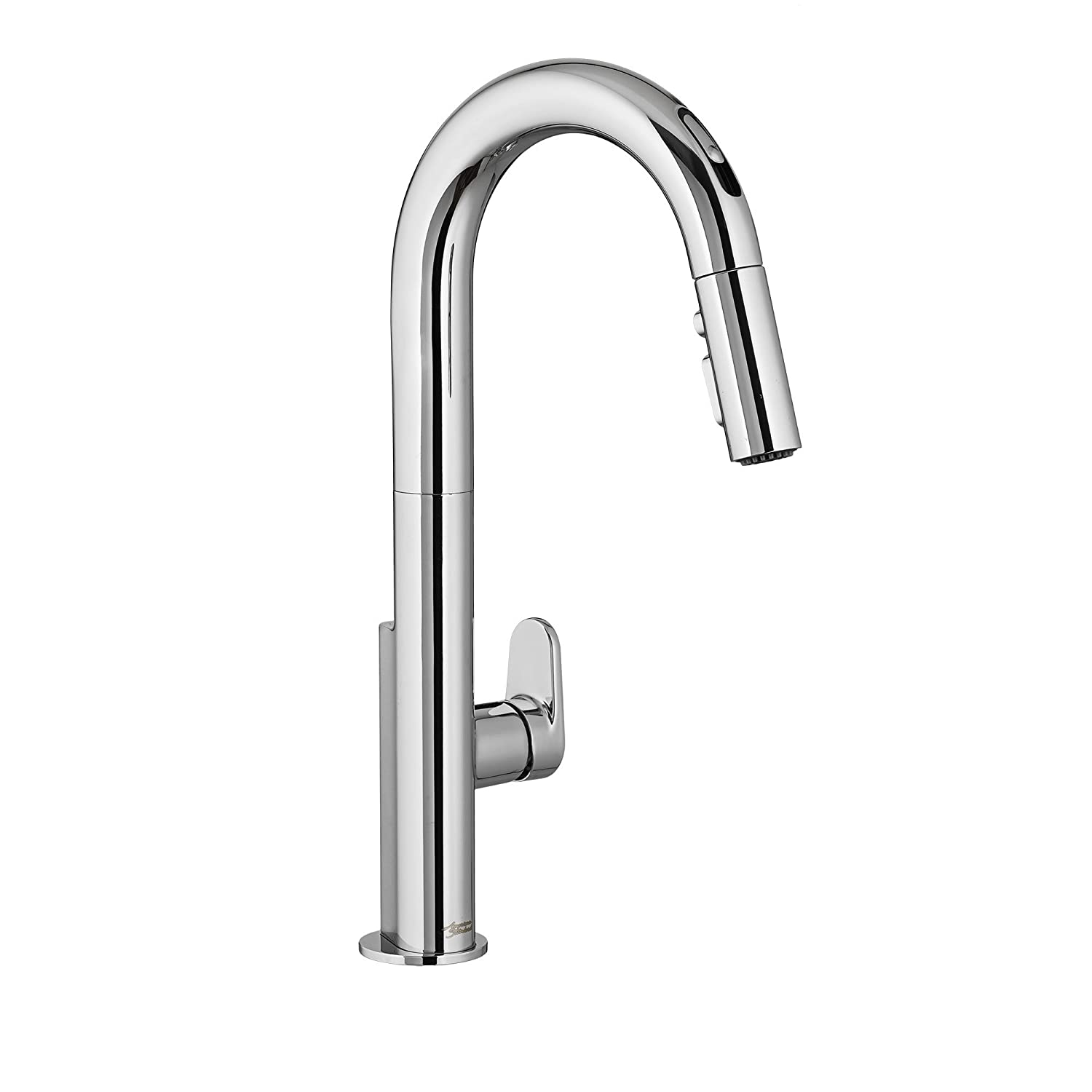American Standard 4931380.002 Beale Single-Handle Pull Down Kitchen Faucet with Selectronic Hands-Free Technology, Polished Chrome