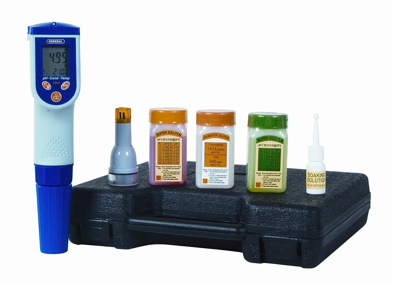 GENERAL Tools wk7200 komplett Wasser Test Kit