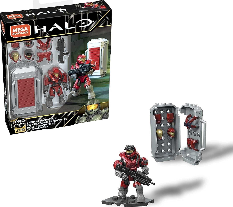 Mega Construx Halo Armor Pack