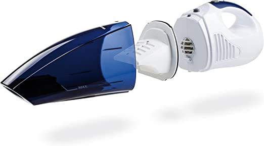 Tristar KR-2176 Aspirador de Mano, Azul, Blanco, 550 ml: Amazon.es: Coche y moto