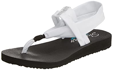 skechers yoga mat flip flops