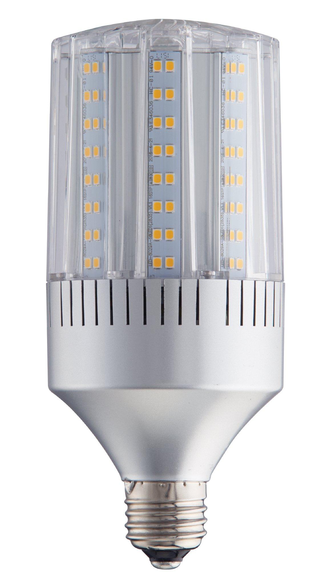 Light Efficient Design LED-8029E40-A Bollard/Post Top Retrofit LED Light