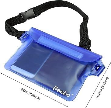 Amazon.com: Becko - Bolsa impermeable para kayak, sauna ...