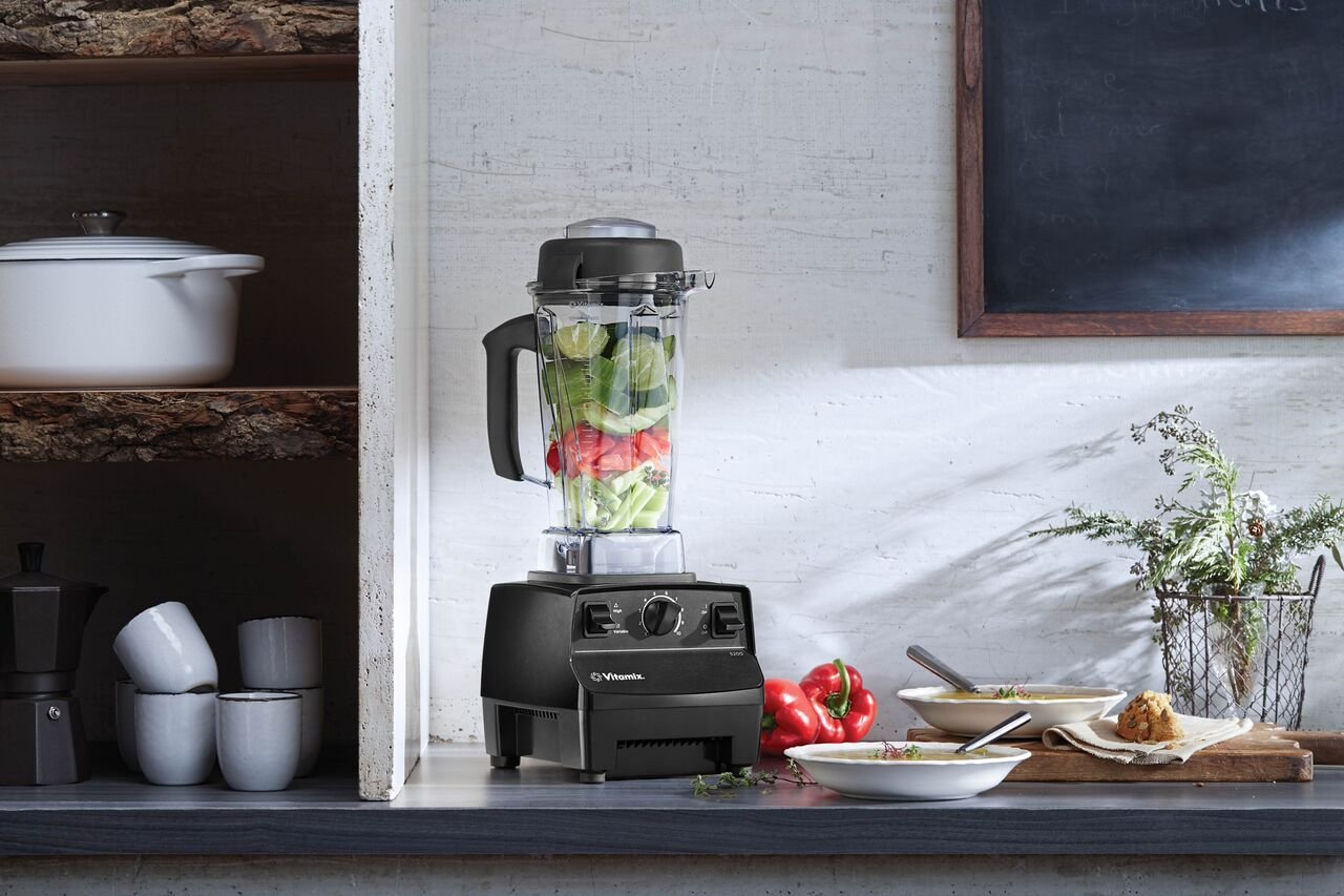 Vitamix 5200 Blender, Black by Vitamix