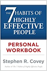 The 7 Habits of Highly Effective People Personal Workbook Kindle Edition