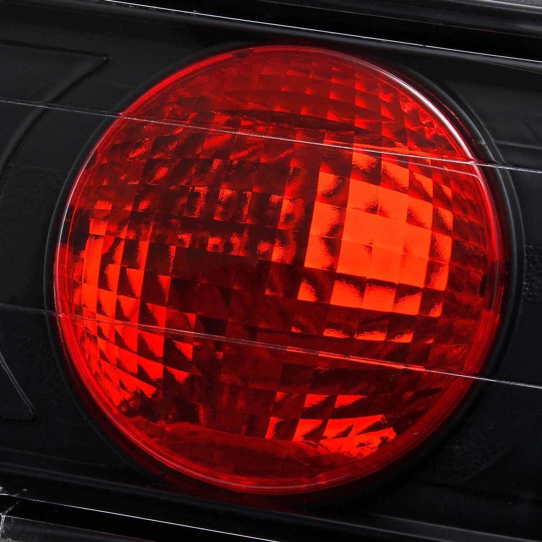 US-Accord 1998-2002 98-02 Rear Tail 3 Third Brake Light LED Red For HONDA