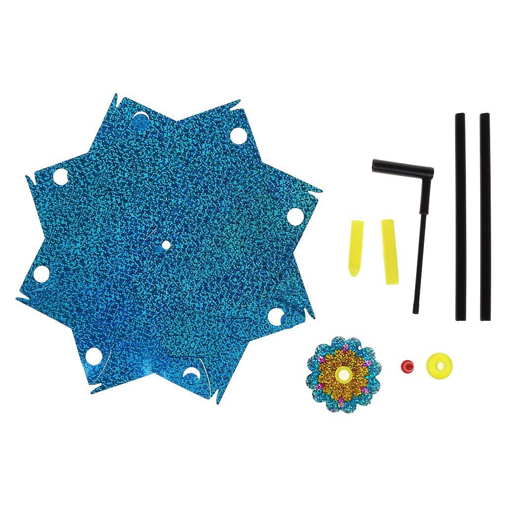 Molinillo de Viento decoraci/ón de jard/ín Yanhonin Juguete para ni/ños y Exteriores