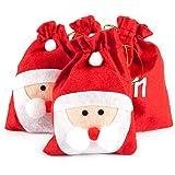 Pajoma 50209.0 Calendario dell'Avvento, Babbo Natale, 24 bustine