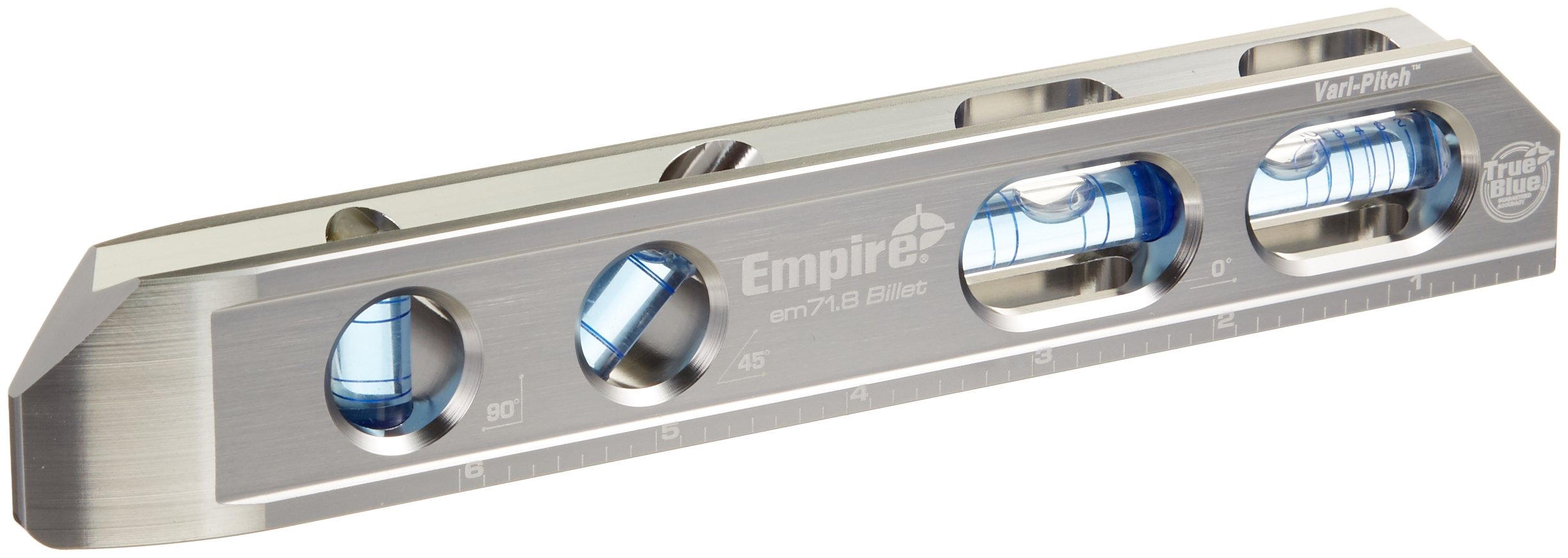 Empire EM71.8 Professional True Blue Magnetic Box Level, 8''