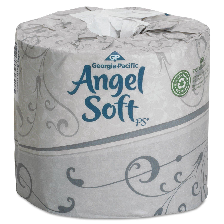 White cloud bathroom tissue - Amazon Com Gpc 168 80 Angel Soft Ps Premium Bathroom Tissue Case Of 80 Rolls Scott Toilet Paper Office Products