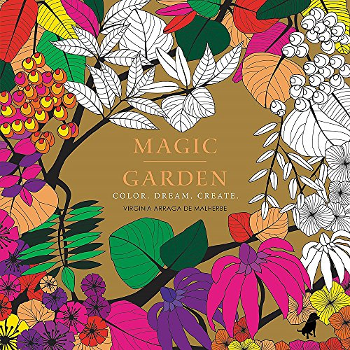 Magic Garden (Magic Garden: Color. Dream. Create.)