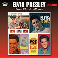 Four Classic Albums (A Date With Elvis / Elvis Is Back / Something For Everyone / Pot Luck)