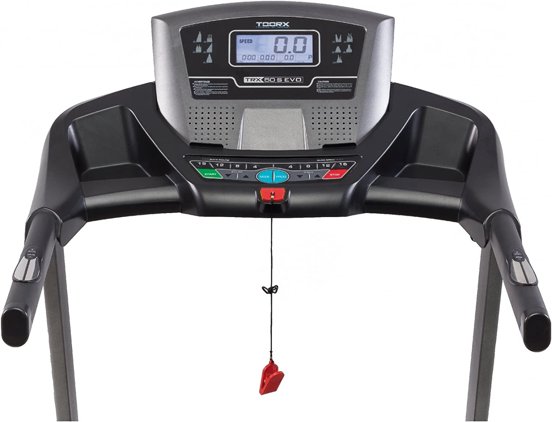 Toorx – Cinta de correr TRX 50s Evo HRC: Amazon.es: Deportes ...