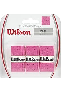 Wilson - Overgrip para raqueta de tenis (pack de 3 grips ...