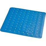 Ridder 68403-350 Duscheinlage ca. 54 x 54 cm Playa, neon-blau