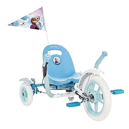 5fa68e63962 Amazon.com: Mobo Cruiser Tot Disney Frozen: A Toddler's Ergonomic Three  Wheeled Cruiser: Toys & Games