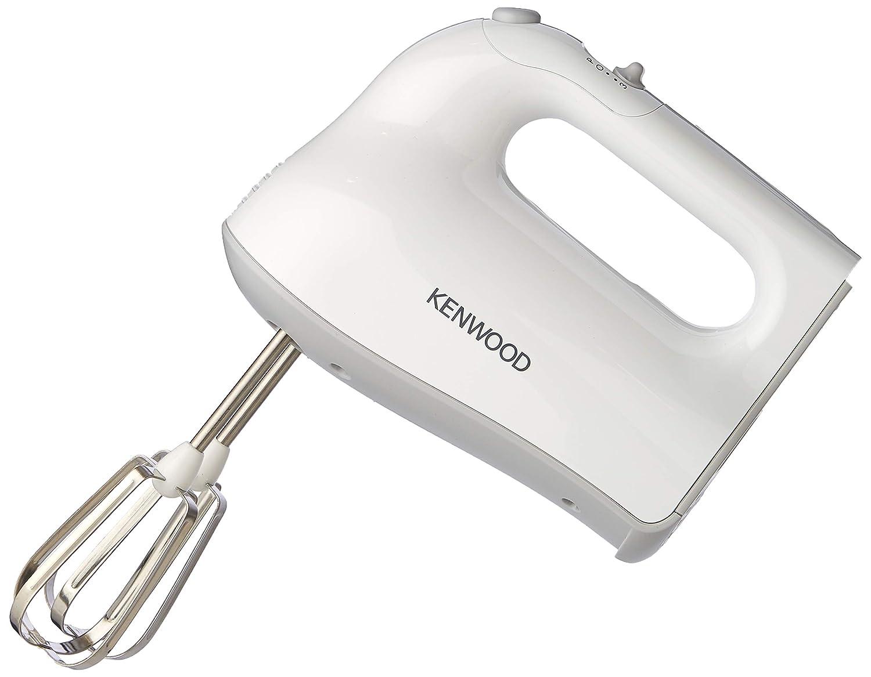Kenwood Electronics HM520 Batidora de Mano de Plástico, Blanco,2 80 W, 90mm Tamano: Amazon.es: Industria, empresas y ciencia